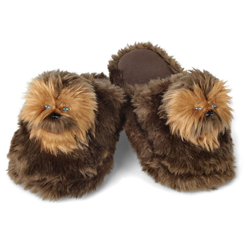 Star Wars - Chewbacca Slippers Small Comic Images