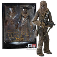 1:12 Star Wars : A New Hope - Chewbacca S.H.Figuarts Figure Bandai Tamashii Nations