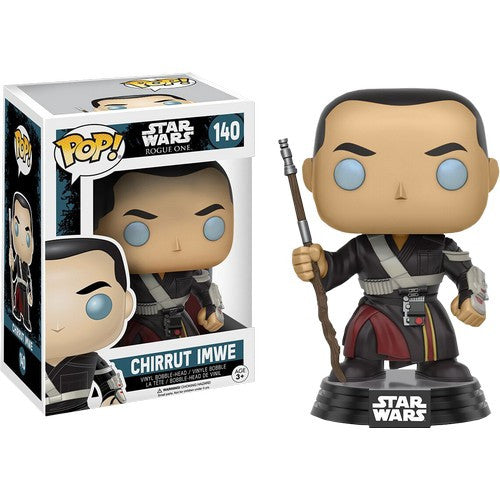 Star Wars : Rogue One - Chirrut Imwe #140 Pop! Vinyl Funko