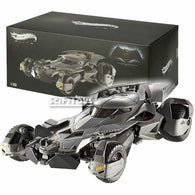 1:18 Batman vs Superman : Dawn of Justice - Batmobile Diecast Hot Wheels Elite