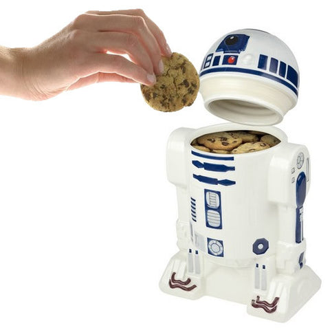 Star Wars - R2-D2 Cookie Chocolate Candy Jar