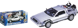 1:24 Back to the Future - DeLorean Diecast Time Machine Replica Welly
