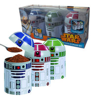 Star Wars - R2-D2 & Other Astromech Droids Kitchen Metal Storage Set