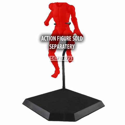 1:6 POSEABLE dynamic Action Figure / Doll Display Stand for Sixth Scale Figure