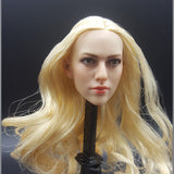 1:6 FEMALE Custom Head Sculpt