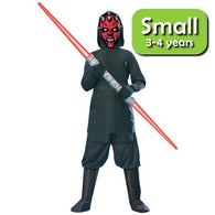 Star Wars - Darth Maul Classic Cosplay Costume Child Size S Rubies