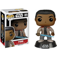 Star Wars : The Force Awakens - Finn with Lightsaber #85 Pop Vinyl Funko