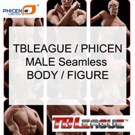 1:6 Super Flexible Steel Male Seamless Body TB league Phicen