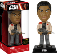 Star Wars : The Force Awakens - Finn  Bobble Head Wacky Wobbler Funko