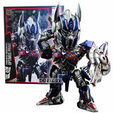 TRANSFORMERS - Optimus Prime Hybrid Metal Figuration HERO CROSS #015 #021