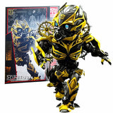 TRANSFORMERS - BUMBLE BEE Hybrid Metal Figuration HERO CROSS #022
