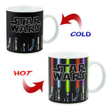 Star Wars - Official Licensed Assorted Movie Character Ceramic Coffee Cup Travel Mug