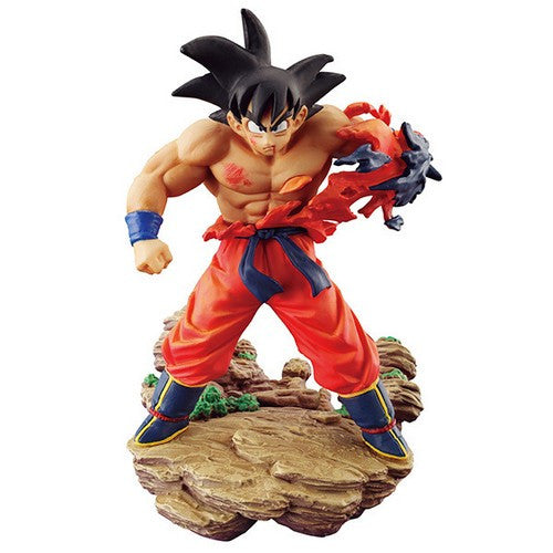 Dragon Ball Z - Son Goku Dora Capsule Dracap Memorial Statue Series 1 Megahouse
