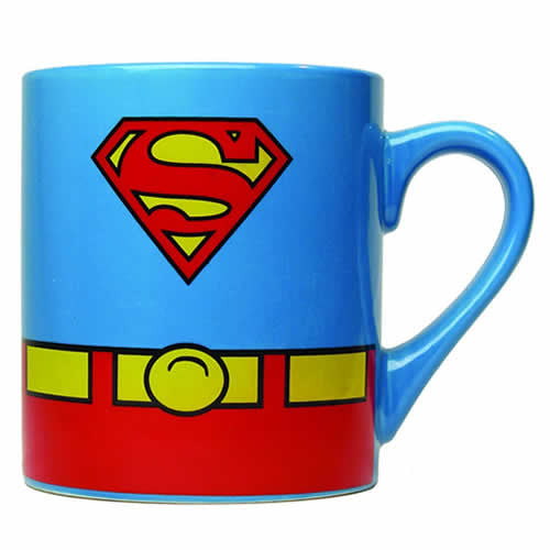 Dc Comics - Official Licensed Superman Ceramic Mug
