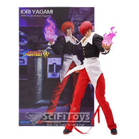 1:6 King Of Fighters 98 KOF Video Game - IORI YAGAMI Figure Phicen TBLeague