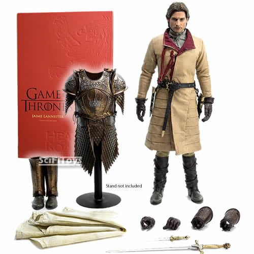 1:6 Game Of Thrones - Jaime Lannister Figure ThreeA 3A Threezero