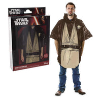 Star Wars - Official Licensed JEDI Poncho Rain Coat