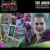 1:6 Suicide Squad - Joker Purple Coat Version Standard / Special Edition Figure MMS382 Hot Toys