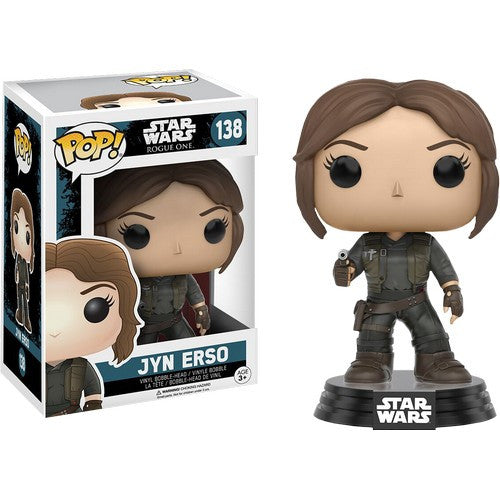 Star Wars : Rogue One - Jyn Erso #138 Pop! Vinyl Funko