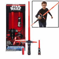 Star Wars : Force Awakens - Kylo Ren Electronic Lightsaber Bladebuilders with Light & Sound Hasbro