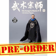 (PREORDER) 1/6  Kung fu Master 2  Donnie Yen boxed set male custom figure