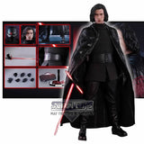 1:6 Star Wars Ep. VIII : The Last Jedi - Kylo Ren Figure MMS438 Hot Toys