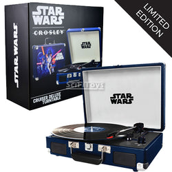 CROSLEY STAR WARS Classic Limited Edition Deluxe Bluetooth Turntable
