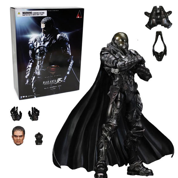 Superman : Man of Steel - General Zod Figure Play Arts Kai Square Enix