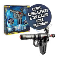 Doctor Who - Medi Gun NANO Voice Recorder with Light & Sound Effects