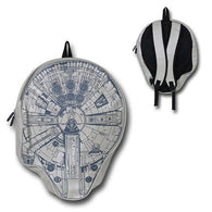 (CLEARANCE) Star Wars - 3D Millennium Falcon Backpack Bag