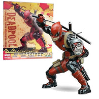 "(CLEARANCE) 1:10 Marvel Now - Limited Edition ""Chimichanga"" Deadpool Statue ARTFX+ Kotobukiya"