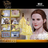 1:6 Beauty and The Beast - Belle Figure MMS422 Hot Toys