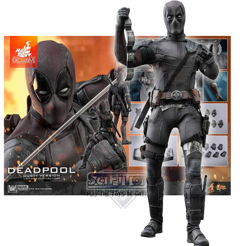 1:6 Deadpool 2 - Deadpool Dusty Version Figure MMS505 Hot Toys Exclusive