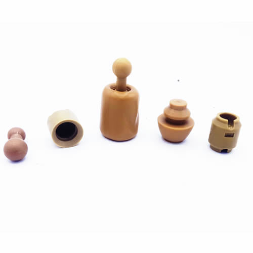 1:6 Male Custom Parts : head sculpt neck pegs, Connectors, joint / adaptors (MPNECK00A)