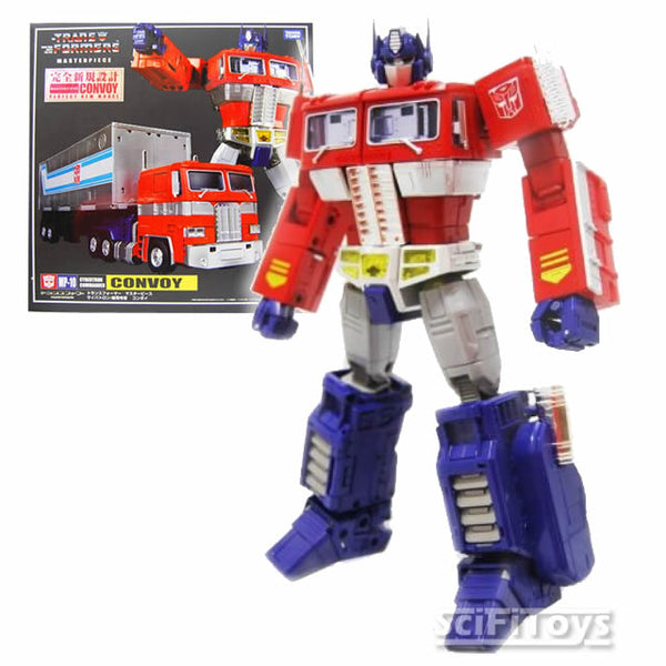 Transformers Masterpiece convoy MP-10 Diecast Optimus Prime Autobot perfect new model Takara