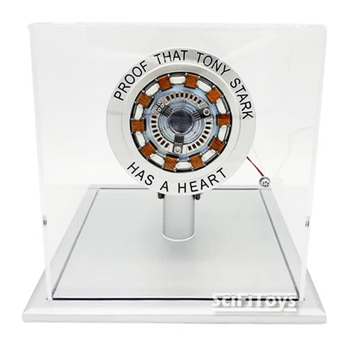 1:1 Movie Props Series - Iron Man Life Size Arc Reactor Replica King Arts (Pepper Potts Gift)