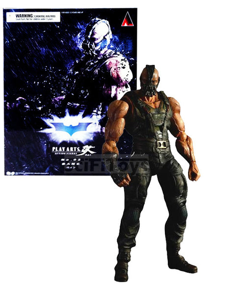 Batman : Dark Knight Rises - Bane Figure Play Arts Kai Square Enix