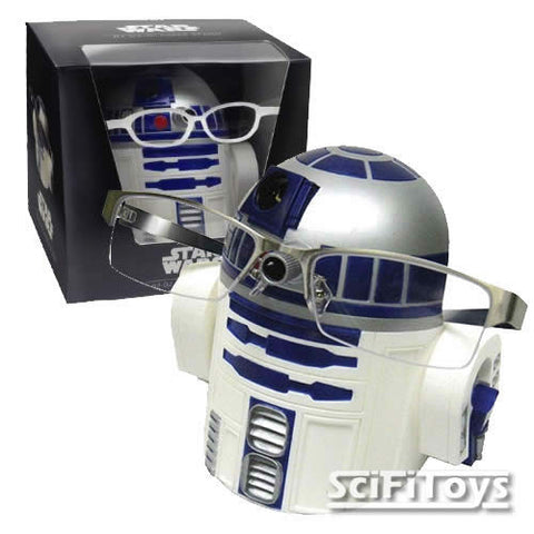 Star Wars - R2-D2 Glasses display Stand Holder