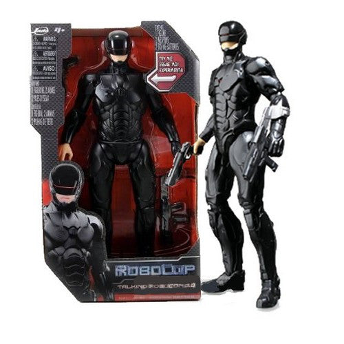 1:6 Robocop 3 Talking & Light Up Visor Figure Jada Toys