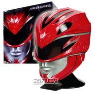 1:1 Mighty Morphin Power Rangers Legacy - Red Ranger Helmet Bandai
