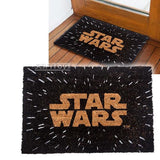 DOOR MAT with Super Hero or Movie Logo For Outdoor or Indoor with Non-slip base