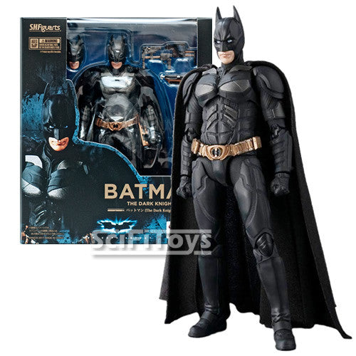 1:12 The Dark Knight - Batman S.H.Figuarts Figure Bandai Tamashii Nations