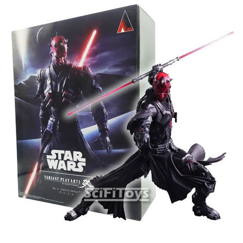 Star Wars - Official Darth Maul Variant Figure Play Arts Kai Square Enix