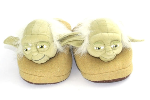 Star Wars - Official Licensed Yoda Slippers Comic Images