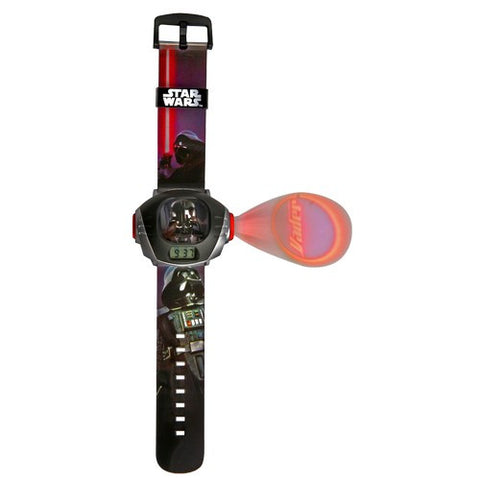 Star Wars - Darth Vader LCD Projection Watch Wesco