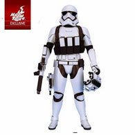 1:6 Star Wars : The Force Awakens -  First Order Stormtrooper Jakku Exclusive Figure MMS333 Hot Toys