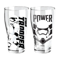 Star Wars : The Force Awakens - Stormtrooper Set of 2 Glasses