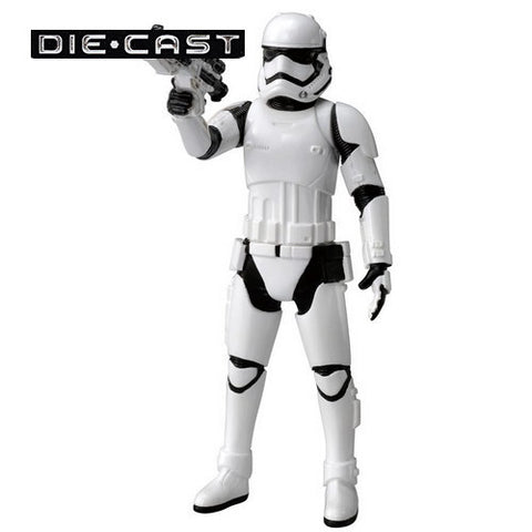 Star Wars : The Force Awakens - First Order Stormtrooper Metacolle Mini Diecast Figure