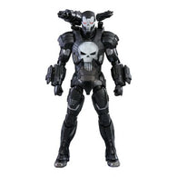 1:6 Marvel : Future Fight - Punisher War Machine Diecast Figure VGM33D28 Hot Toys
