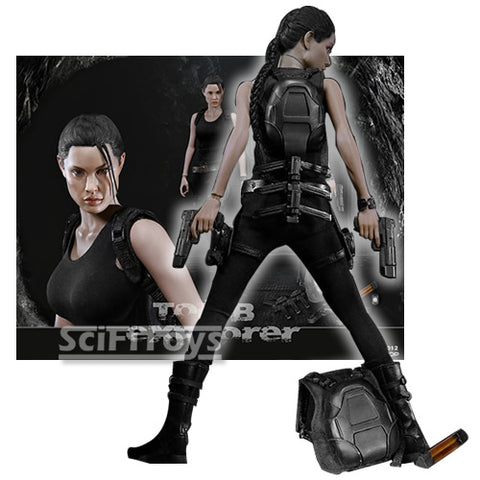 1:6 Tomb Explorer - Lara Croft Tomb Raider Female Custom Figure
